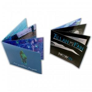 Livret CD personnalisé