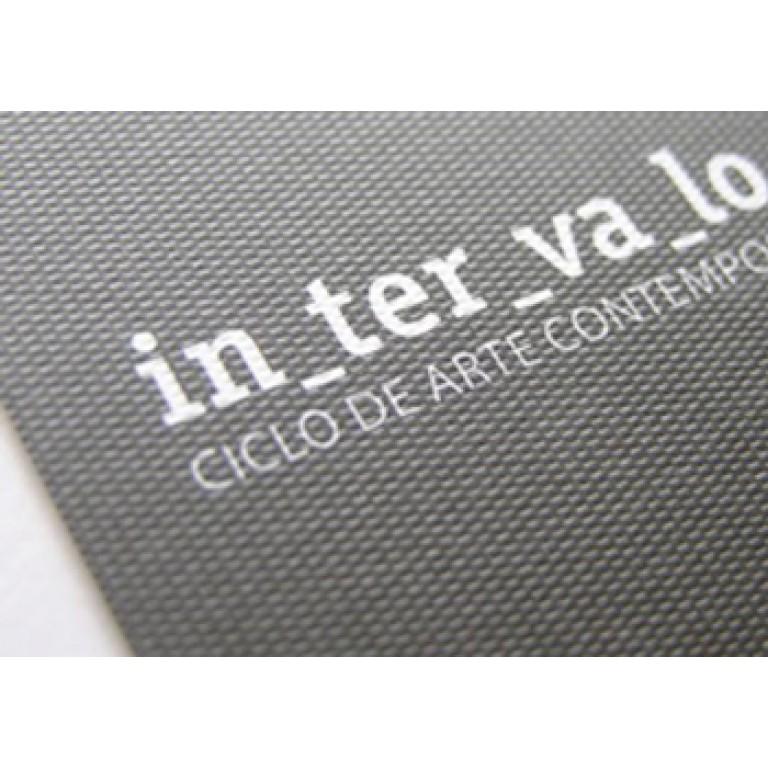 Impression Cartes De Visite Papier Textur