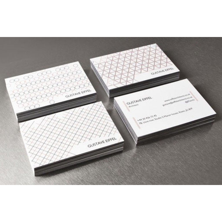 Carte De Visite Texture