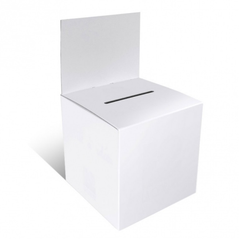impression urne en carton marseille urne pour loterie vote. Black Bedroom Furniture Sets. Home Design Ideas