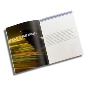Brochure A4 - 21x29,7 cm