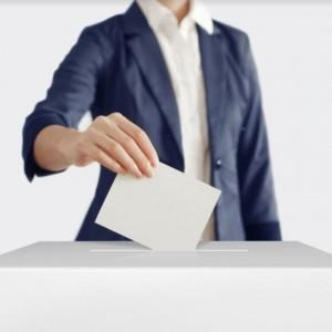 Bulletin de vote / Tract