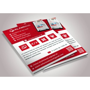 impression flyers A7