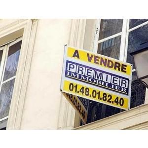 Panneau Akilux, agence Immobilière a vendre a louer