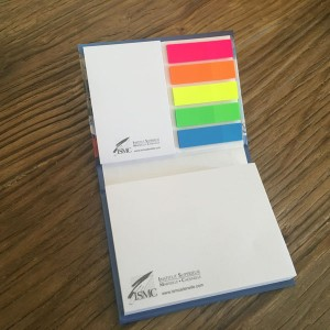 impression de marque page et post'it