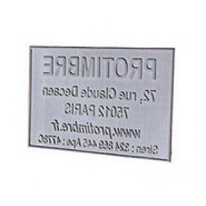 imprimerie pour tampons