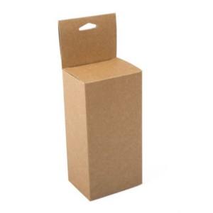 Boite en carton mise en rayon