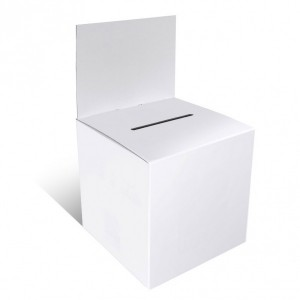 urne en carton impression