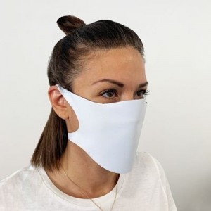 masque protection tissu lavable