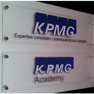 plaques en verre pour les entrées d'immeuble