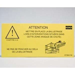 plaques PVC imprimées